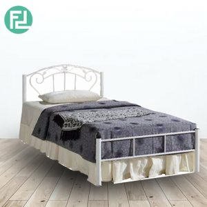 STOWE single metal bed frame