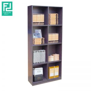 Clearance- 1142 2x4 high bookcase (Last 4 Units)
