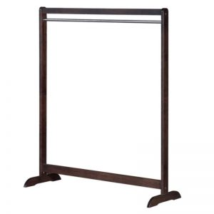 Clearance 1515 Wooden garment rack