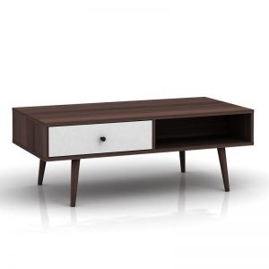 ADELLE 3ft coffee table with drawers