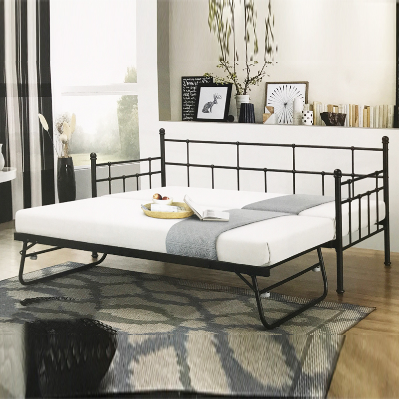 Bago Daybed With Trundle Could Convert Into Queen Bed