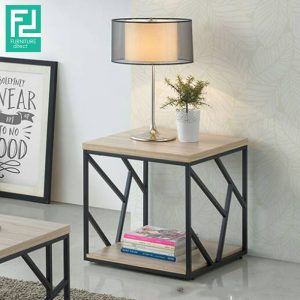 ELYSEE metal side table