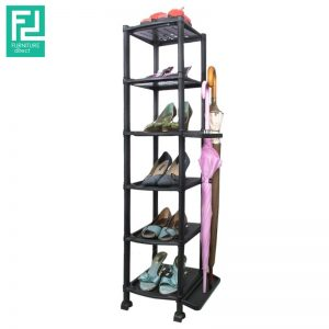 FSS161 SHOE RACK WITH UMBRELLA STAND