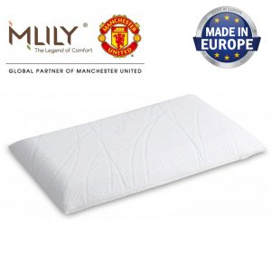 MLILY Bounce Tech Memory Foam Nursery Classic Pillow