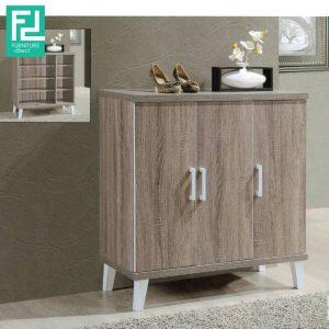ARIZONA 3 door shoe cabinet