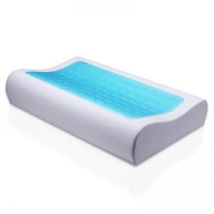 OXYGEL™ FLEX Memory Foam And Gel Contour Pillow