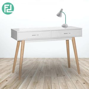 ZURICH 4ft solid wood console table
