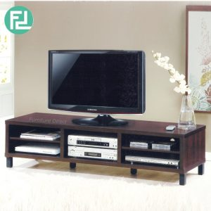 ABUJA 5ft TV cabinet-wenge