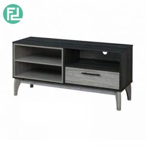 CHESTER 4ft TV cabinet- grey oak