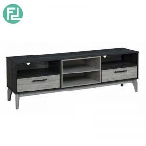 CHESTER 6ft TV cabinet- grey oak
