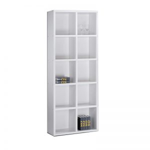 LAGOS 2x5 bookcase-2 colors