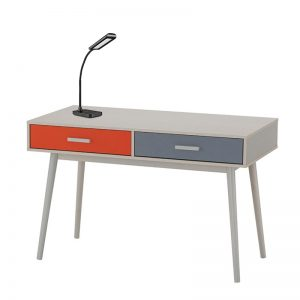HAMINA scandinavian 4ft study desk