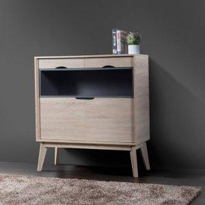 HELSINKI scandinavian compact sideboard