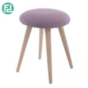 KYOTO washable cover stool-various colours