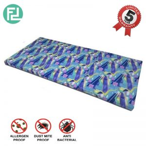 MASTERFOAM Tri-fold single size 3inc foam mattress
