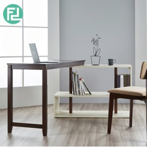 VENESSA solid wood transformation study desk
