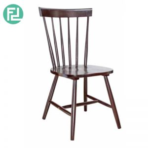 WASHINGTON colonial solid wood dining chair