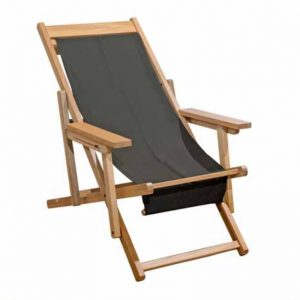 JOY solid hardwood folding lazy chair