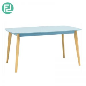 ADAM 120x75cm scandinavian dining table-6 colours