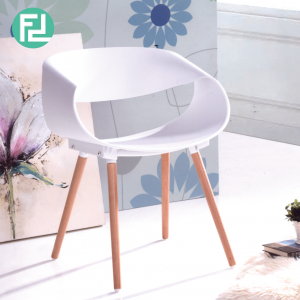HARRY PP material designer chair-white