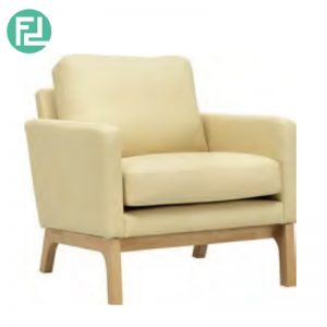 COVE 1 seater PU sofa-4 colors