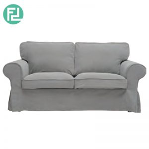 FORTE 2 seater fabric sofa-2 color