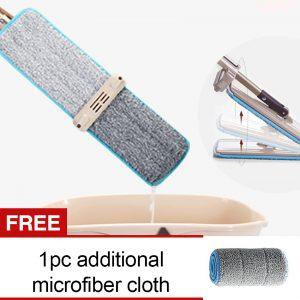 Loft Living Hand free rotary lazy mop