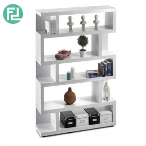 RENO 3ft divider bookshelf bookcase- 3 colors