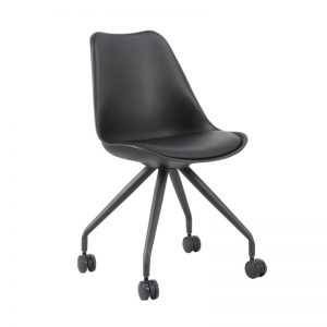RIZE Ergonomic office chair-black