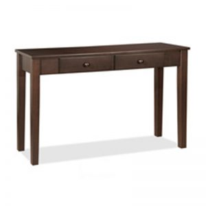 ROSE 4ft solid wood console table- 4 colors
