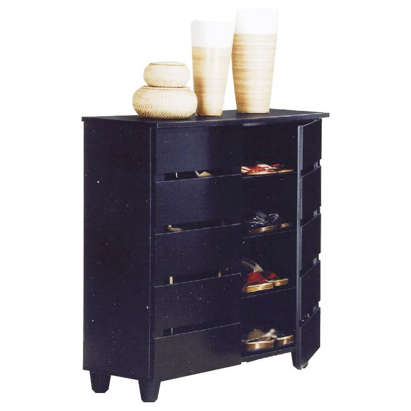bella 4 tier shoe cabinet white. Black Bedroom Furniture Sets. Home Design Ideas