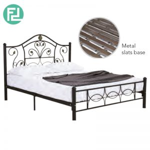 SOTA metal base queen size metal bed