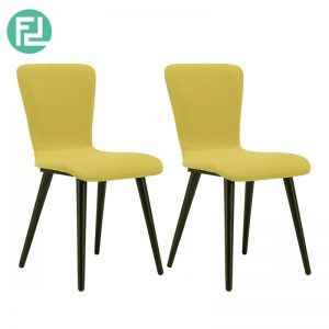 VALLEY solid wood dining chair (set of 2)-various color