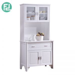 VIRGINIA kitchen cabinet-white