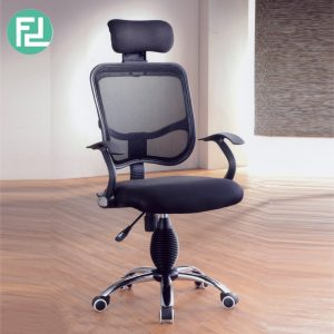 Z0S-C007 Breathable mesh ergonomic high back office chair