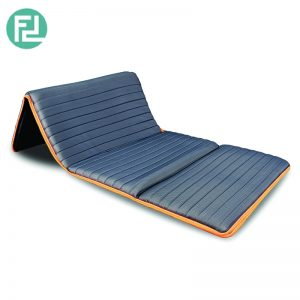 Fibrestar single size coconut fibre portable folding mattress