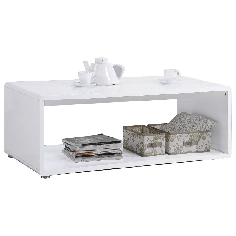 Lyon Painted Finish 4ft Coffee Table White