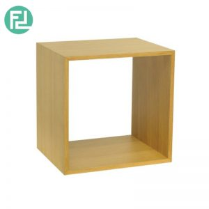 HUGH 440x440 Shelf In Oak Colour