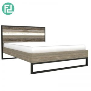 HACHI solid acacia wood king size bedframe