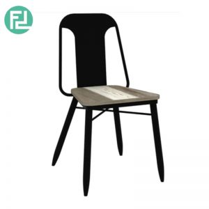 HACHI solid acacia wood dining chair- 1 piece