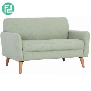 MILANO 2 seater fabric sofa-2 colors