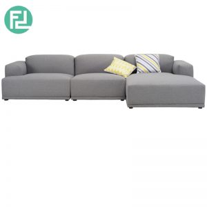 FLEX 3 SEATER 'L' SHAPE