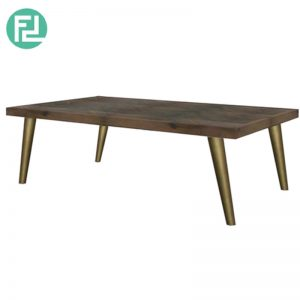SELSEY Solid Acacia Wood 4ft coffee table (Imported from Vietnam)