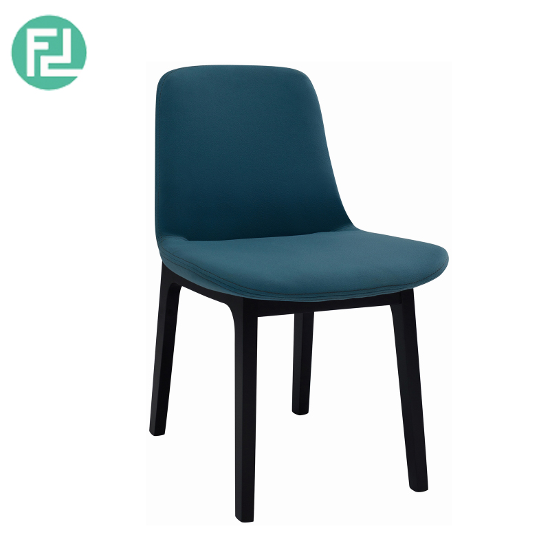 Aurora Dining Chair Wooden Leg