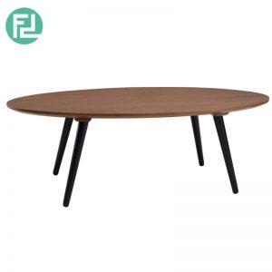 CARSYN Oval Coffee Table