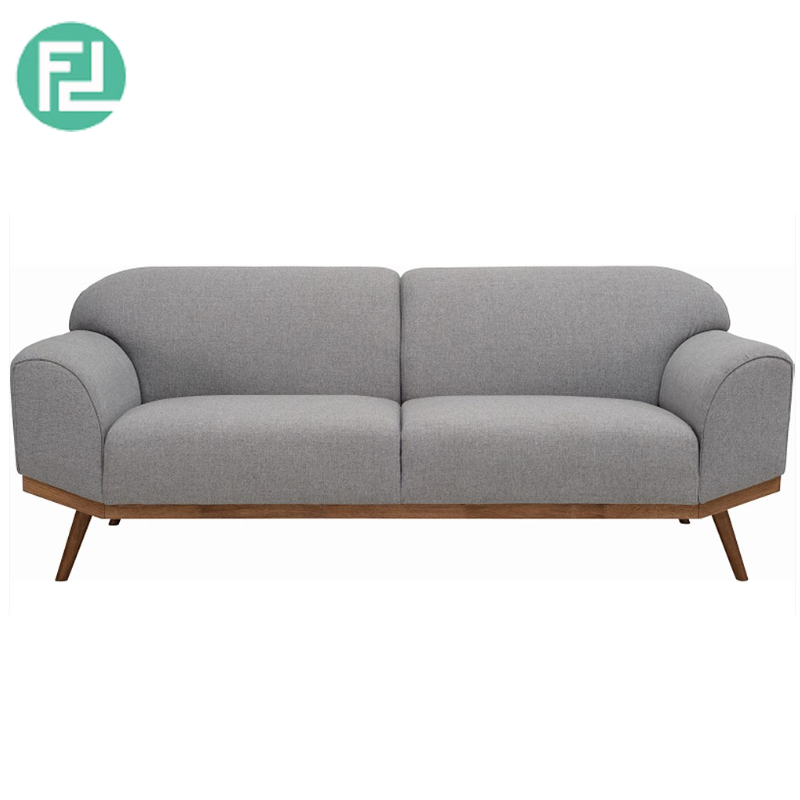 VOLT 2 Seater fabric Sofa-Grey