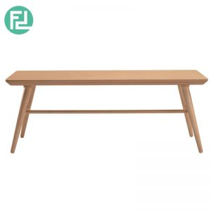 Camden solid wood bench