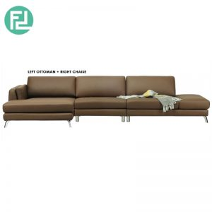 ASPEN 3 SEATER 'L' SHAPE