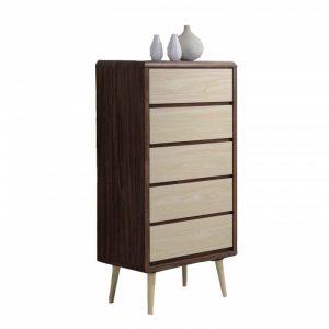 STENTIA 5 drawer chest