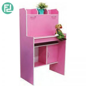 FAYNE kids study desk small-Pink